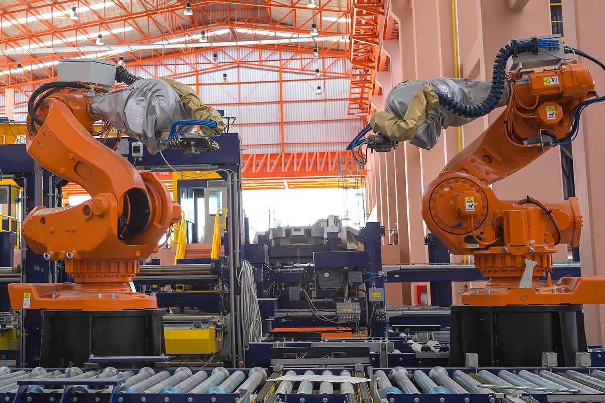 Industrial Robots at Singapore International Robo Expo 2016